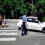 Штраф за не пропустил пешехода 2017